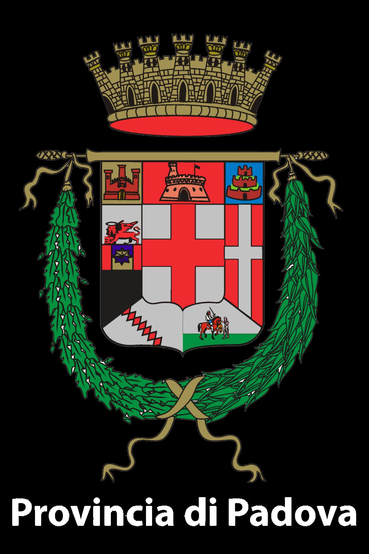 stemma nero_PROVINCIA DI PADOVa